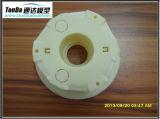 カスタマイズされた高品質CNCのABS部品、プラスチックCNCの機械化の部品