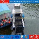 Máquina segador de Weed/nave acuáticas del salvamento de la basura
