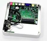 PC sans ventilateur du faisceau I3 d'Intel mini avec le septième processeur de rétablissement (JFTC7100U)