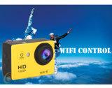 """スポーツのカメラ2.0 """"スクリーン1080Pのビデオ・カメラの防水カムはプロ様式のスポーツDV行く"""
