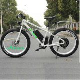 حارّ عمليّة بيع [26ينش] قوّيّة محرّك جبل إطار العجلة سمين درّاجة كهربائيّة