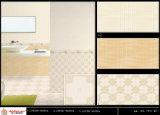 azulejo de cerámica interior esmaltado 3D-Inkjet de la pared para la cocina/el cuarto de baño