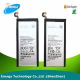 pour la batterie 2600mAh rechargeable interne neuve de batterie de Samsung pour le bord de Samsung S6 plus G928