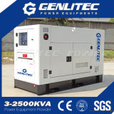 Generador silencioso estupendo del diesel del motor CZ380q 10 KVA de Changchai