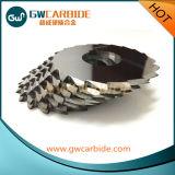 La circular del carburo de tungsteno vio la lámina para el trabajo de madera