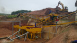 Strumentazione elaborante di gravità di Coltan del Tantalite