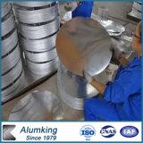 Горячекатаный материальный алюминиевый круг для варя утварей