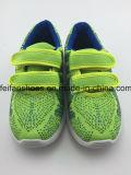 新しいデザイン子供のズック靴のスニーカーの偶然靴(FFHH-092603)