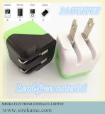 Caricatore della parete di alta qualità 5V 1atravel degli accessori del telefono mobile del rifornimento della fabbrica