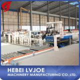 El papel de empapelar seco hizo frente a la línea de la producción de Manufactury de la tarjeta de yeso en China
