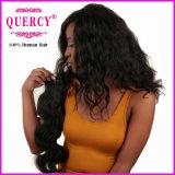 In het groot Golf 100% van het Lichaam het Maagdelijke Onverwerkte Braziliaanse Haar van het Menselijke Haar