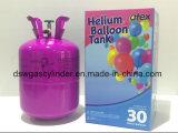 Одноразовые гелий цилиндр для производителей Ballons