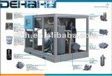 Dhhの工場電気ねじ空気圧縮機37kw
