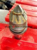 La aleación de la alta calidad del paquete del rectángulo plástico de Yj249at barra el trépano de sondeo