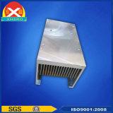 변환장치를 위한 공기 냉각 알루미늄 합금 열 싱크