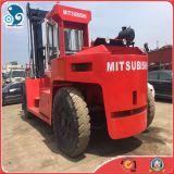 25tonne utilisé Mitsubishi Heavy Duty Diesel de la machine chariot élévateur à fourche avec un bon état de marche