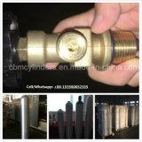 Válvula de rosca recta Cga320