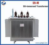 Transformateurs immergés dans l'huile triphasés de distribution de courant électrique de 30kv 33kv 35kv
