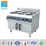 에너지 절약 6 Bunners 부엌 장비 또는 감응작용 수프 끓이는 요리 기구
