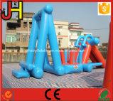Luftdichtes aufblasbares Wasser-Plättchen-aufblasbares Aqua-Plättchen für Verkauf