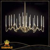Zeitgenössische dekorative freie hängende acrylsauerlichter