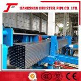 Máquina de acero al carbono fabricación de tubos