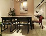Tika Furnitur Home sala de jantar Cadeira de estrutura de madeira (C-59)
