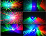 Laser a todo color de la animación de RGB7000 RGB para DJ Ilda ligero