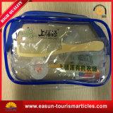 Uitrustingen van de Belevingswaarde van de Reis van de Uitrusting van de Reis van de Vlucht van de douane de Duidelijke Plastic