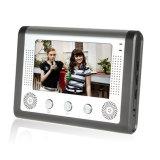 Sonnette imperméable à l'eau de Doorphone de vidéo domestique et version de nuit d'IR