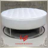 腰掛け(RS161806)のバースツールのクッションの屋外の家具のホテルの腰掛けの記憶装置の腰掛けの店の腰掛けの居間の腰掛けのレストランの家具のステンレス鋼の家具