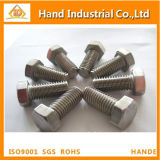 Acero inoxidable DIN 2205 Duples933 tornillo hex.