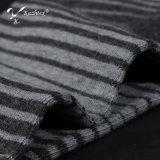 Antibakterieller Streifen-nähende Farben-Baumwollsocken mit silberner Faser für Männer