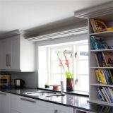 Cucina moderna della lacca di disegni caldi americani di progetto