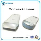 Sonda Convex Sem Fio, Sonda Linear, Scanner de Ultra-som