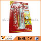 Cola de epoxi de aço rápido de alta resistência Ab Cola