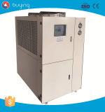 회전하는 증발기를 위한 10ton 공기 냉각장치 그리고 물 냉각 장치