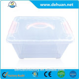 Food Grade Houseware Plastic Plold Clear Boîte de rangement / Bin / Conainer with Multi-Purpose