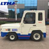 2.5トンの空港で使用されるディーゼル手荷物の牽引のトラクター