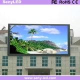Outdoor LED Screen Advertising Billboard Display em cores a cores