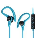 Écouteur Bluetooth, écouteur sans fil de long temps de musique, téléphone de sports appelle l'écouteur de Bluetooth de sport