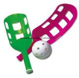 Gioco del giocattolo della racchetta della sfera dei bambini