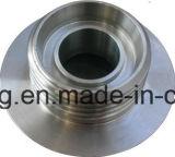 Aangepaste Precisie CNC die Delen van Roestvrij staal, Aluminium, Koper machinaal bewerken