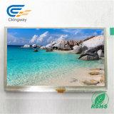 4.3 1000 cd/m2 600 panneau TFT LCD Cr