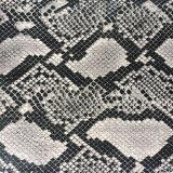 Cuoio sintetico dell'unità di elaborazione del grano del pitone del serpente per i sacchetti Hx-S1718 dei pattini