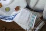Frontera ancha del Dobby de la alta calidad de China Manufactural con la toalla de mano de Terry del hotel del bordado