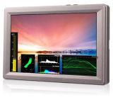 """Sdi/HDMI 입력 계산 7 """" LCD 디스플레이"""