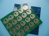 PCB回路2oz 4層PCB 2.4mmの厚いプリント基板