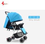 Form-einzelne Handfaltender Baby-Spaziergänger-/Foldbale Baby-Buggy-Spaziergänger/Baby-Spaziergänger-Wagen