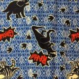 напечатанные фланелью хлопко-бумажная ткани тканей 100%Cotton для пижам и Sleepwears Австралии и Новой Зеландии